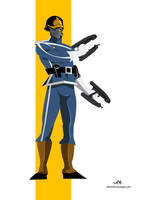 Star Lord (Marvel) by FeydRautha81