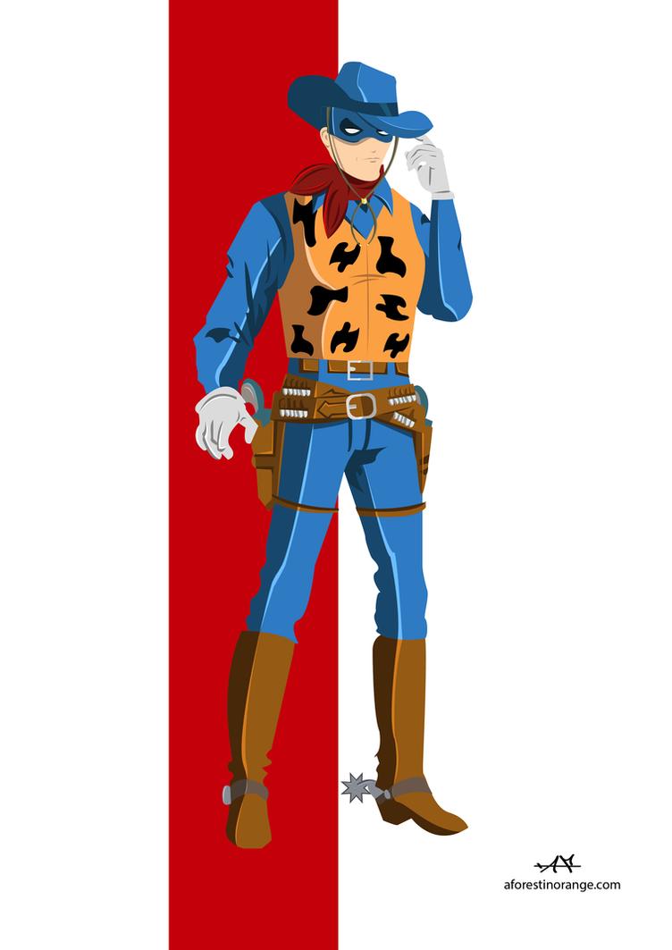 Two-Gun Kid (Marvel) by FeydRautha81