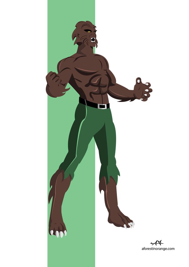 Werewolf by Night (Marvel) by FeydRautha81