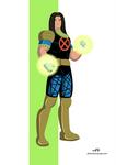 Rictor (Marvel) by FeydRautha81