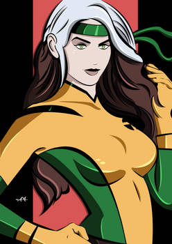 Rogue (Gold and Green)