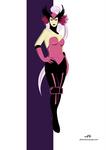 Cerise (Marvel) by FeydRautha81
