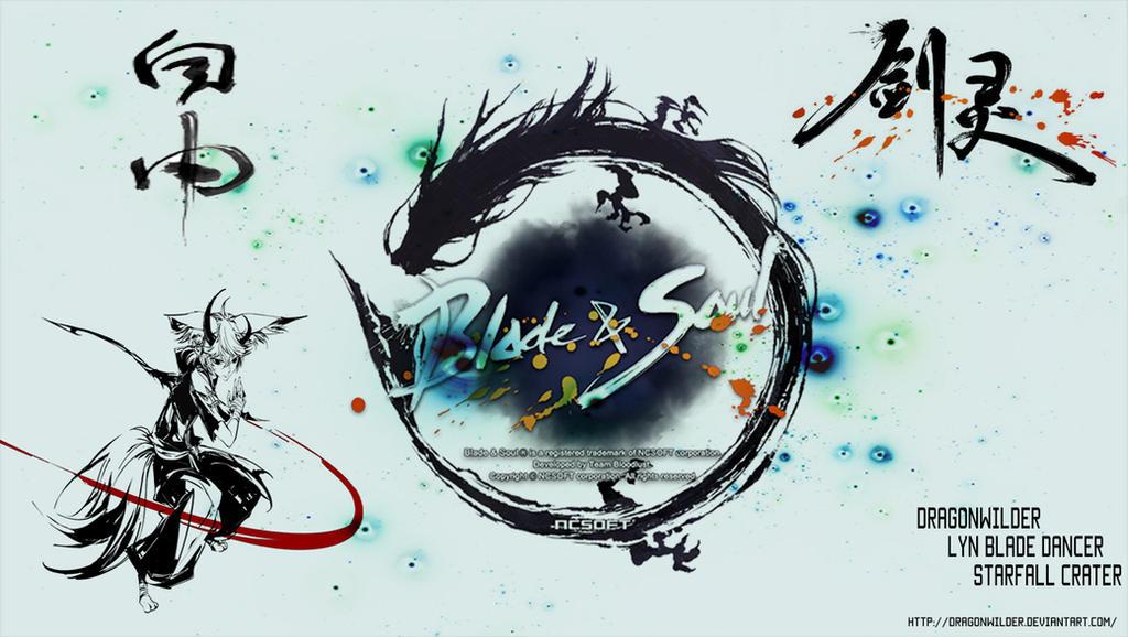 Blade And Soul Wallpaper: Blade And Soul Wallpaper By DragonWilder On DeviantArt