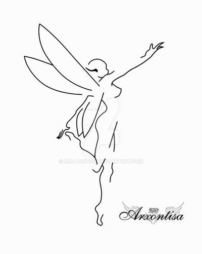 Fairy Tattoo 1 by Mai-Archon