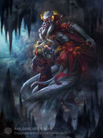 Overlord enslaver by AAAGameArtStudio