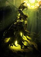 Spirit Warrior, Token Magic: the Gathering GnD Car