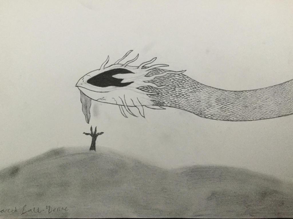 Weird Dragon by Soll-DenneGallery