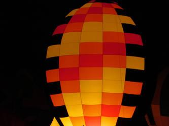 Geometric Hot Balloon 2