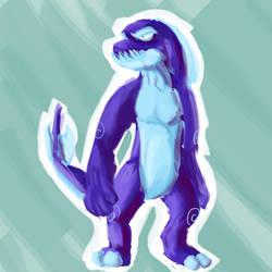Element war shark thing