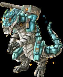 Robo Croc