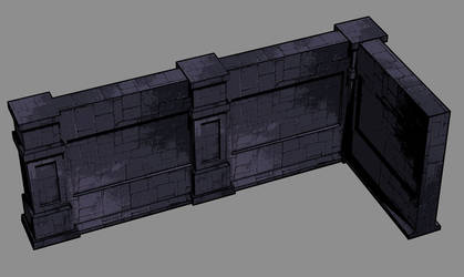 sketch modular wall by cruizRF