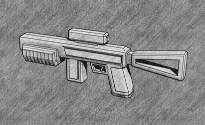 weapon sketch (fast) by cruizRF