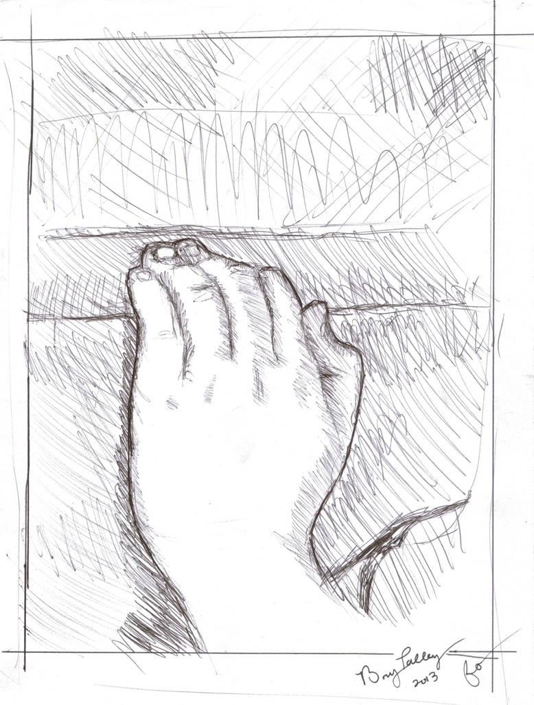 Aimee's Hand