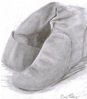 Boot Still Life