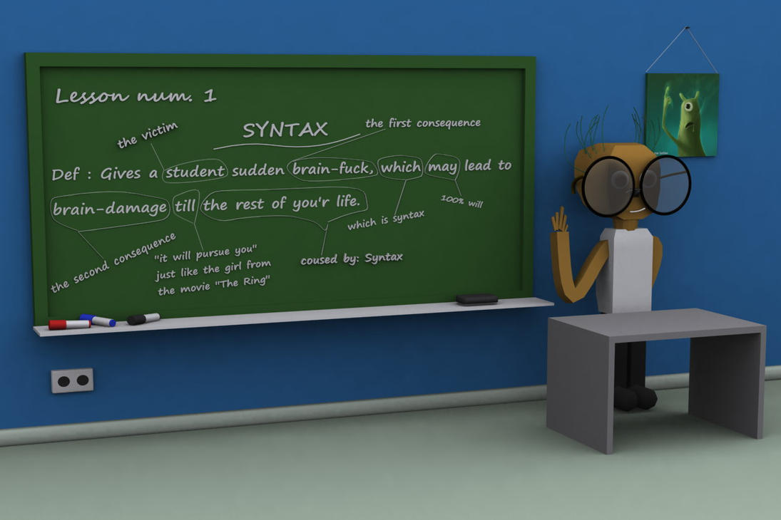 Syntax class by EmoBuli