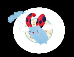 Catbug by SparkleError