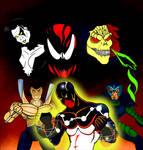 Spider-man 90s tribute