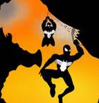 Spider-man 80s tribute
