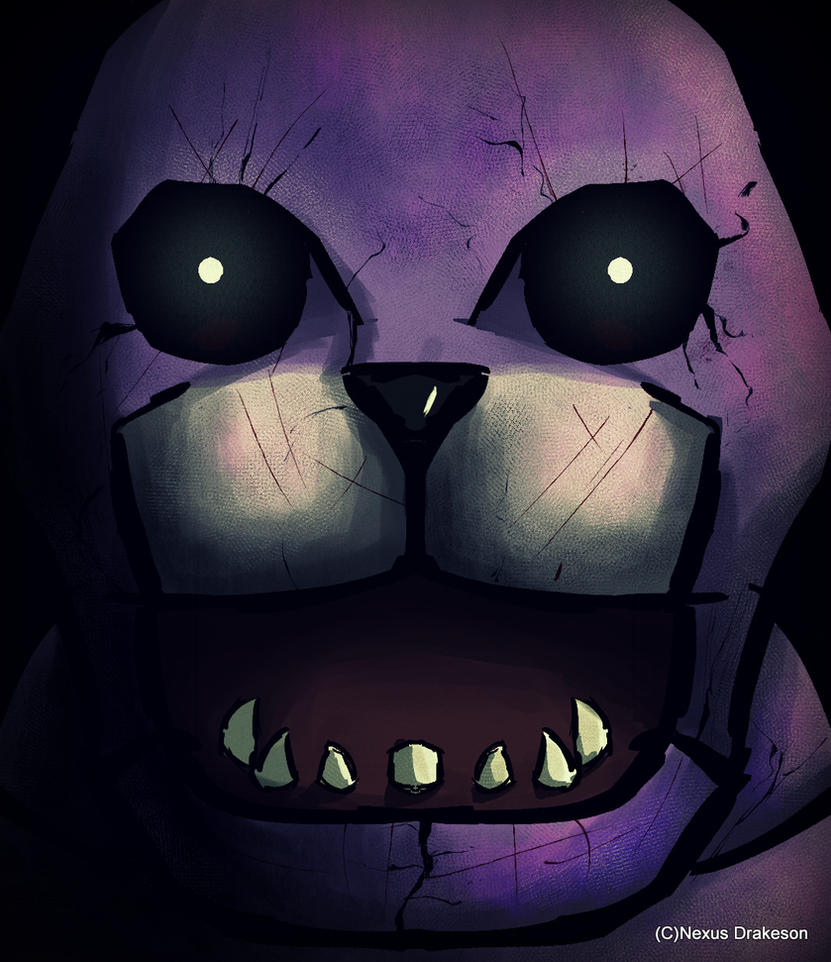 Five nights at freddy s bonnie the bunny by nexusdrakeson on