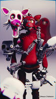 REQUEST: Foxy X The Mangle