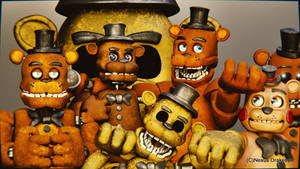 REQUEST: ARE YOU READY 4 FREDDYS!