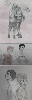 ShinoKiba sketches