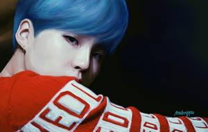Yoongi by mrtvejpes