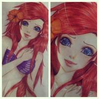 Ariel by daxkhariya