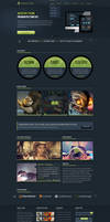 Modern Theme: Responsive HTML5 Retina Template by gohawise