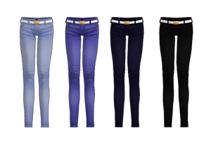 Male Nakao Jeans DL by Theshadowman97