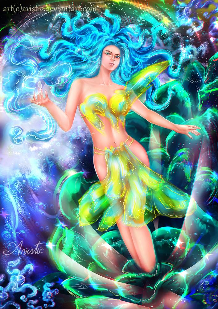 Elements: Water by Avistic