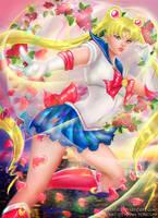 Sailor Moon by Avistic