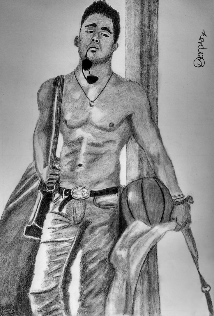 Magic Mike: Channing Tatum by Darpansinghh