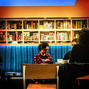 The Hexagon Board Game Cafe YYC