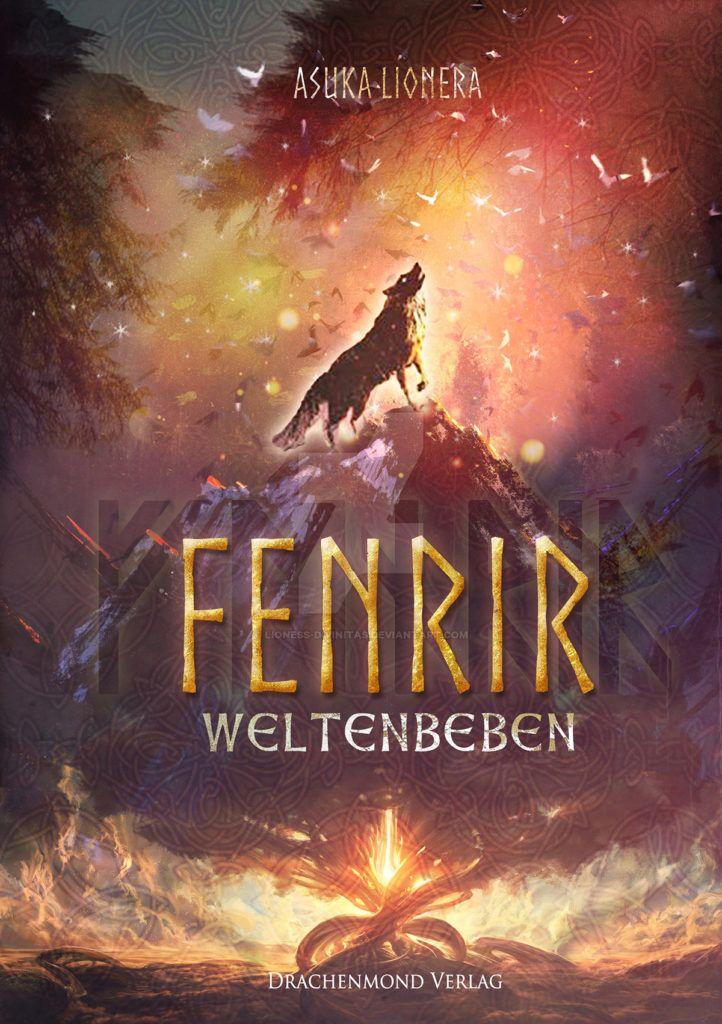 Book Cover Fenrir: Weltenbeben by lioness-divinitas