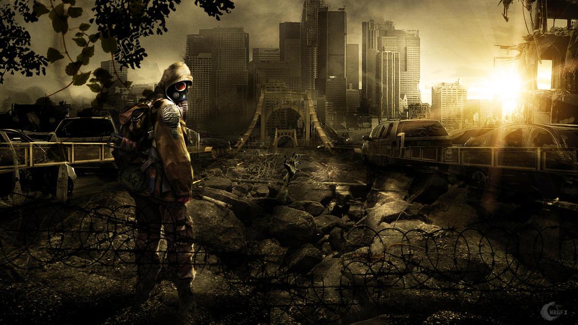 Post Apocalypse by nirmalyabasu5