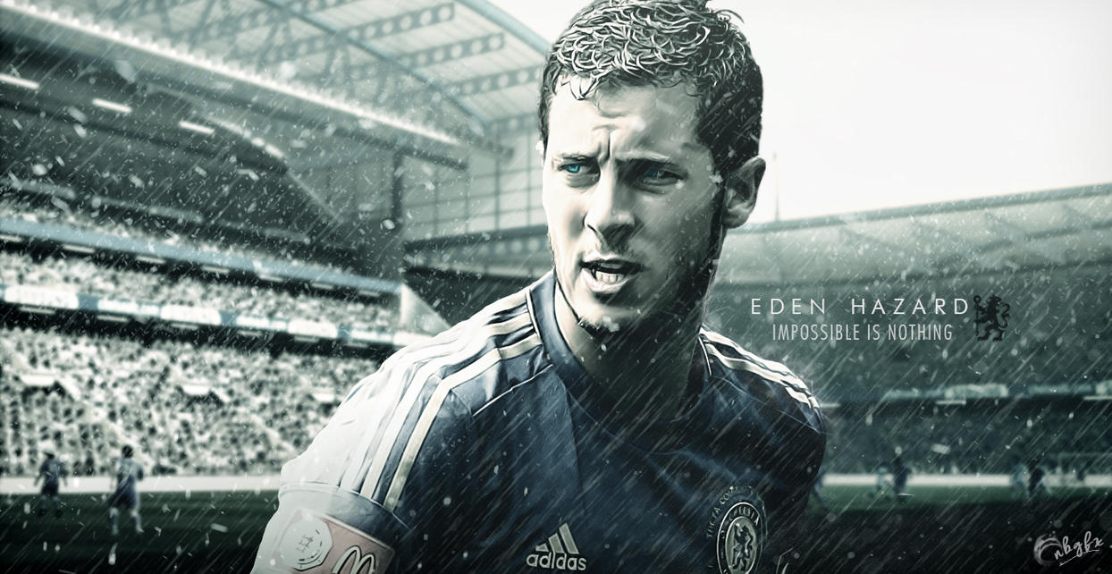 Eden hazard wallpaper hd by nirmalyabasu5 on deviantart eden hazard wallpaper hd by nirmalyabasu5 voltagebd Image collections