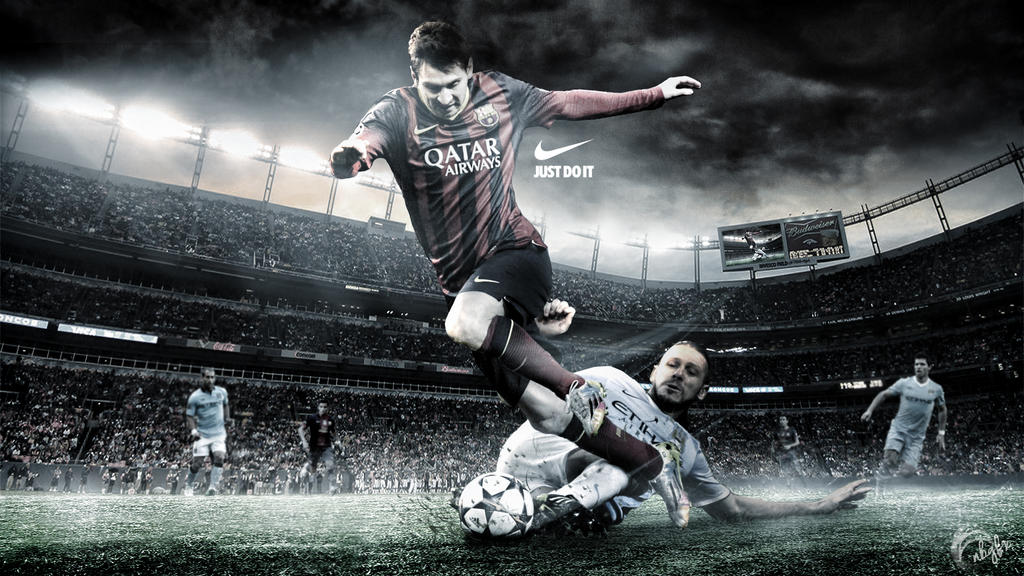 Lionel Messi Wallpaper By Nirmalyabasu5