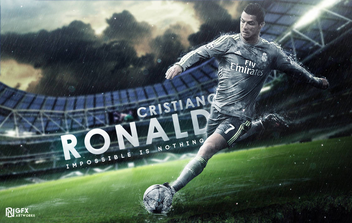 Cristiano Ronaldo Wallpaper by nirmalyabasu5 ...
