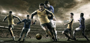 Arsenal FC vs Everton FC Wallpaper