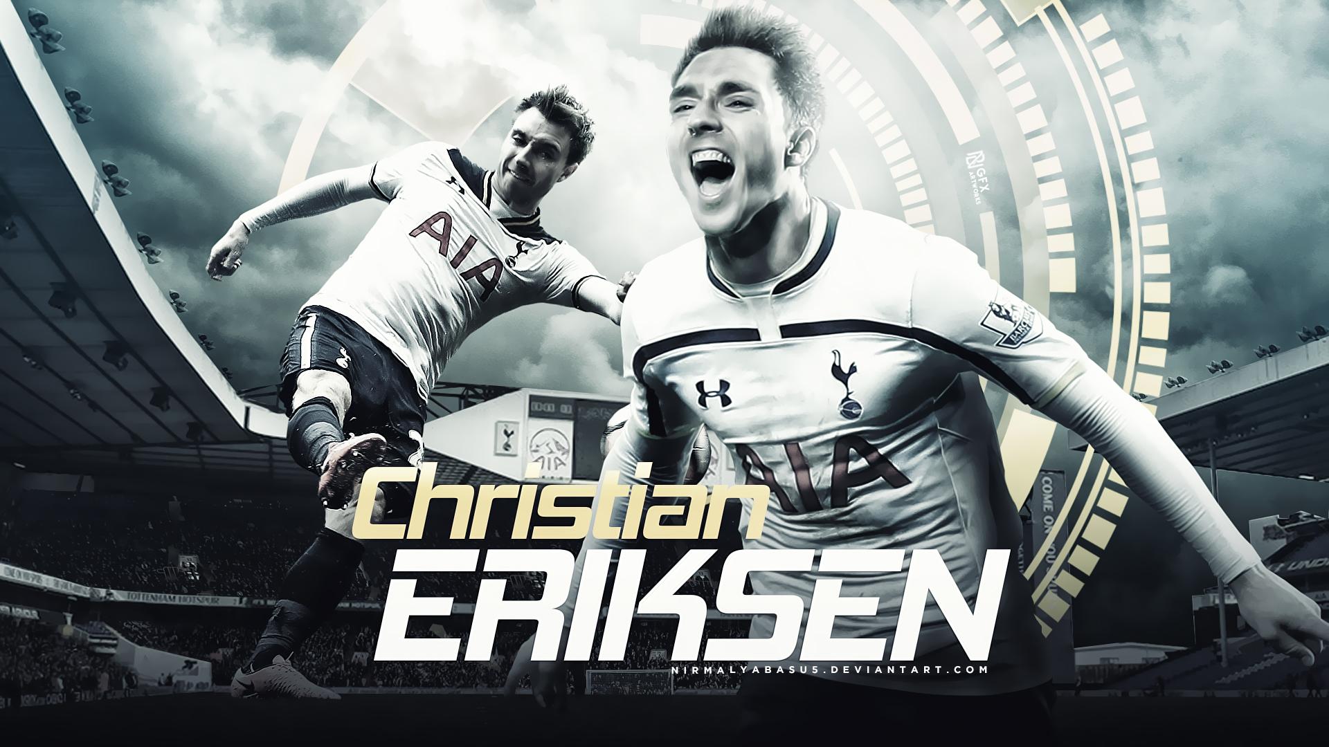 Christian Eriksen By Nirmalyabasu5 On DeviantArt