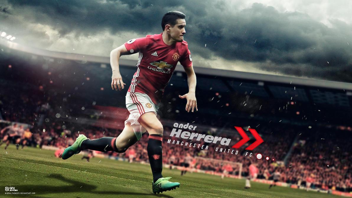 Ander Herrera - Man Utd's future Captain by nirmalyabasu5