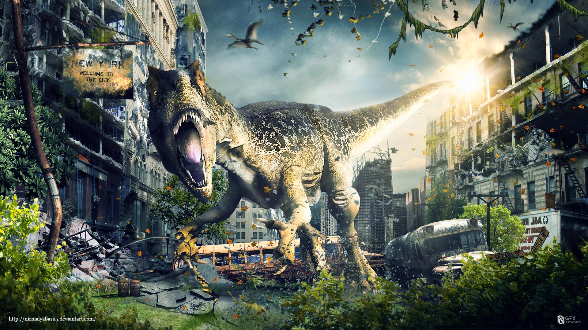 The return of dinosaurs