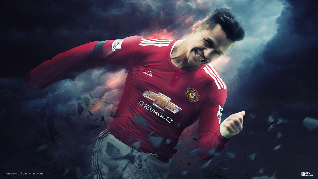 Alexis Sanchez - Welcome to Manchester United by nirmalyabasu5