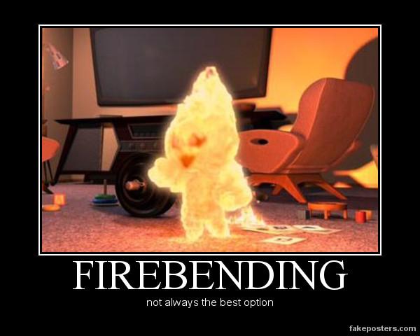 Firebending by charlsiecf