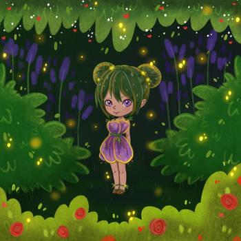 The Tale of Flower Fairy by Julia-po-artist