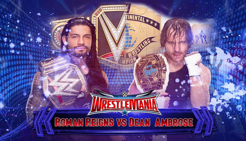 Roman Reigns And Dean Ambrose Wallpaper 2016 78806 Infobit