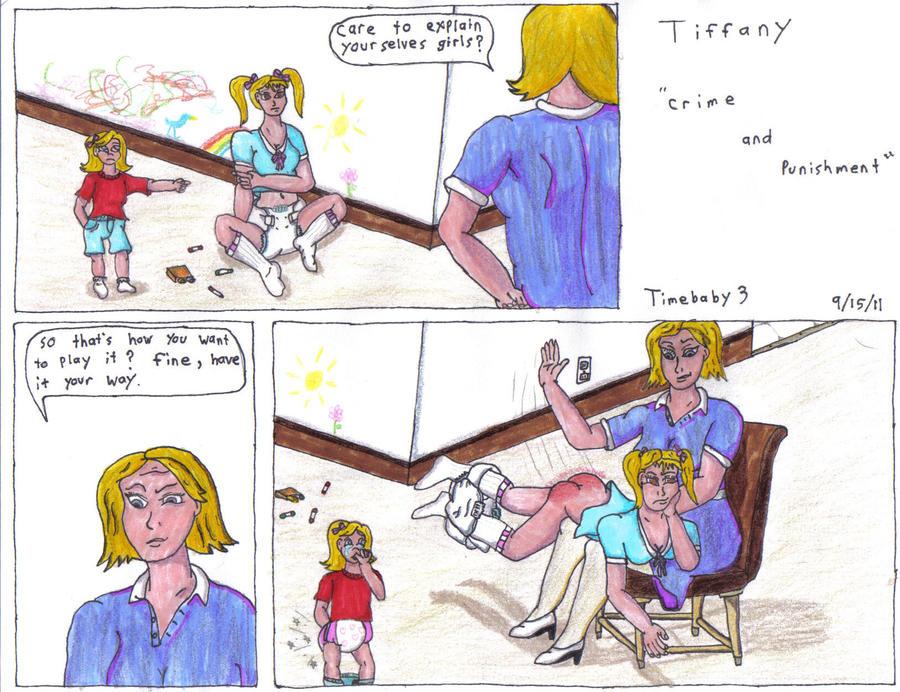 deviantART: More Like Gender bender age regression Manga! by ...diaper punishment
