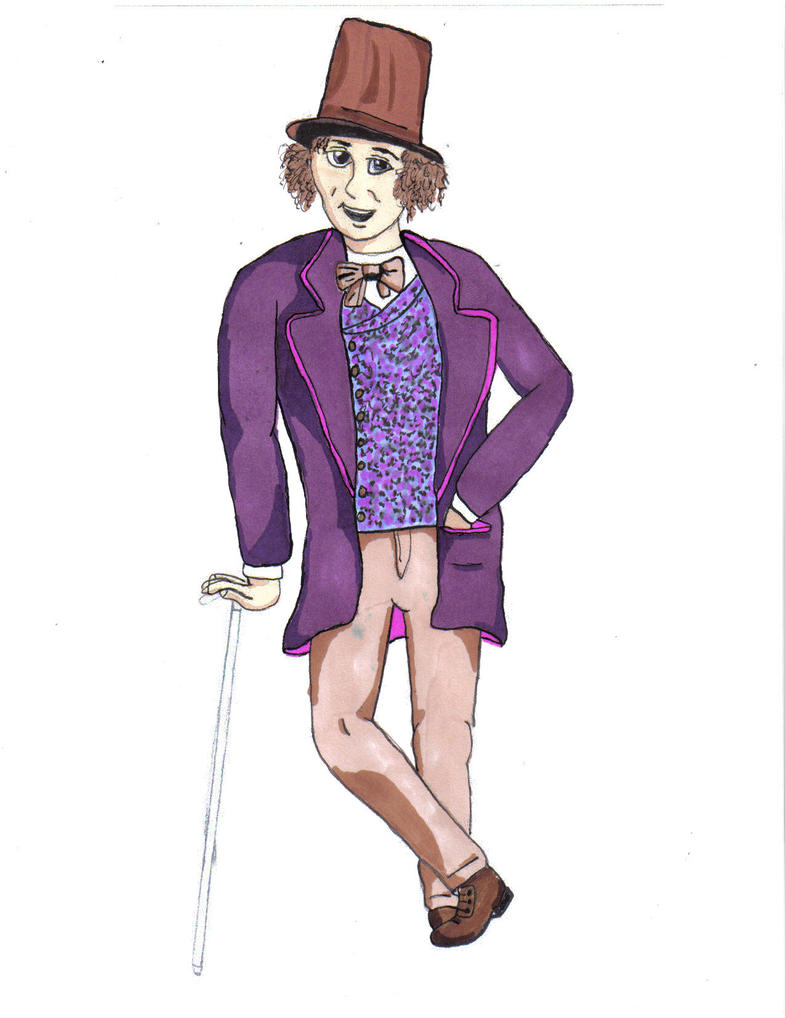 Character Sketch On Charlie And The Chocolate Factory