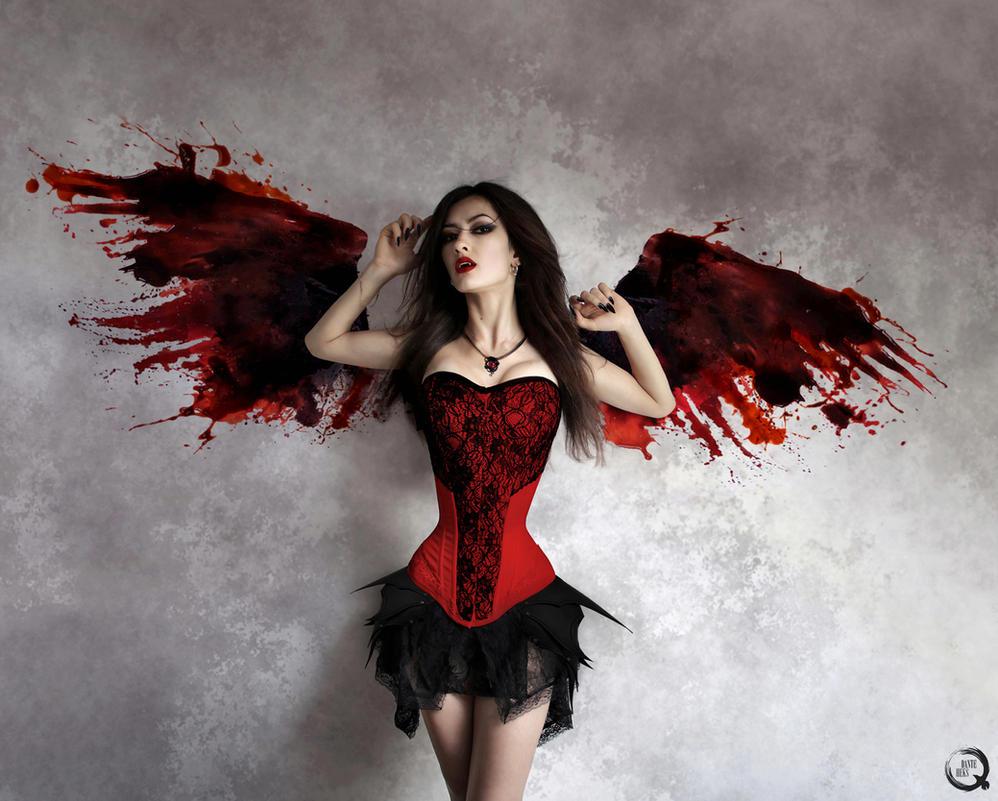 Soigne - Higher Vampire by EL-LY